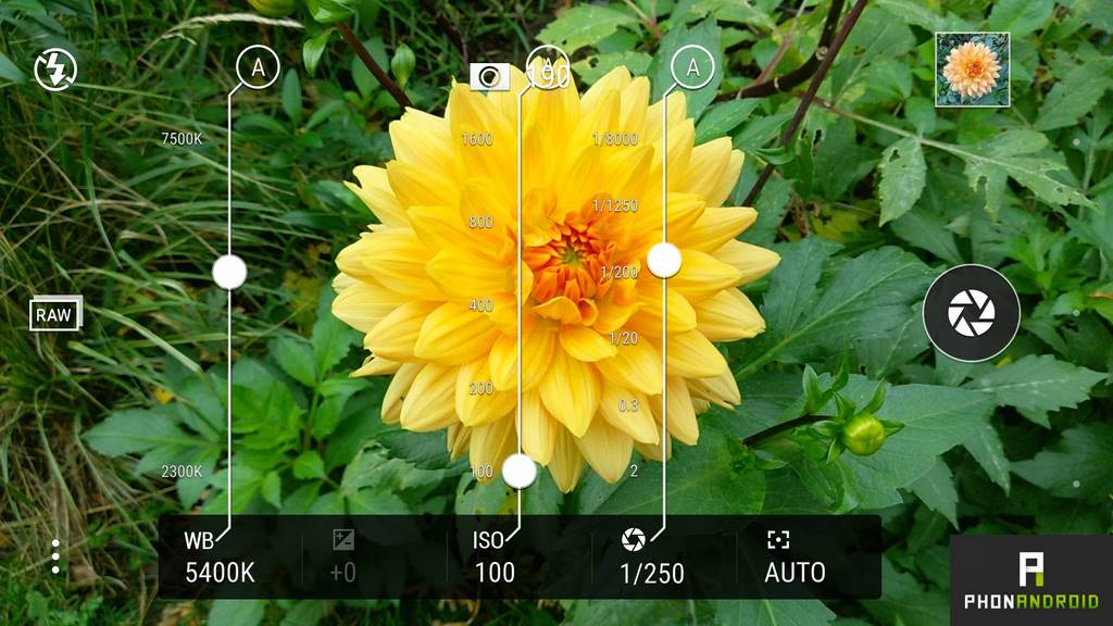 htc one a9 mode pro photo raw
