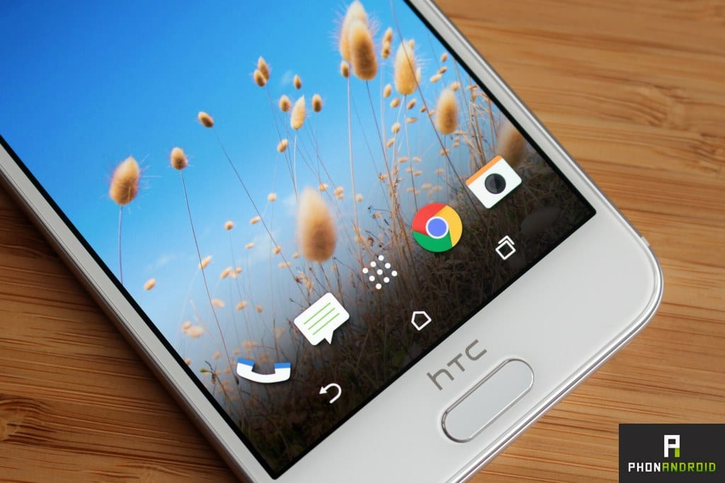 htc one a9 qualite ecran