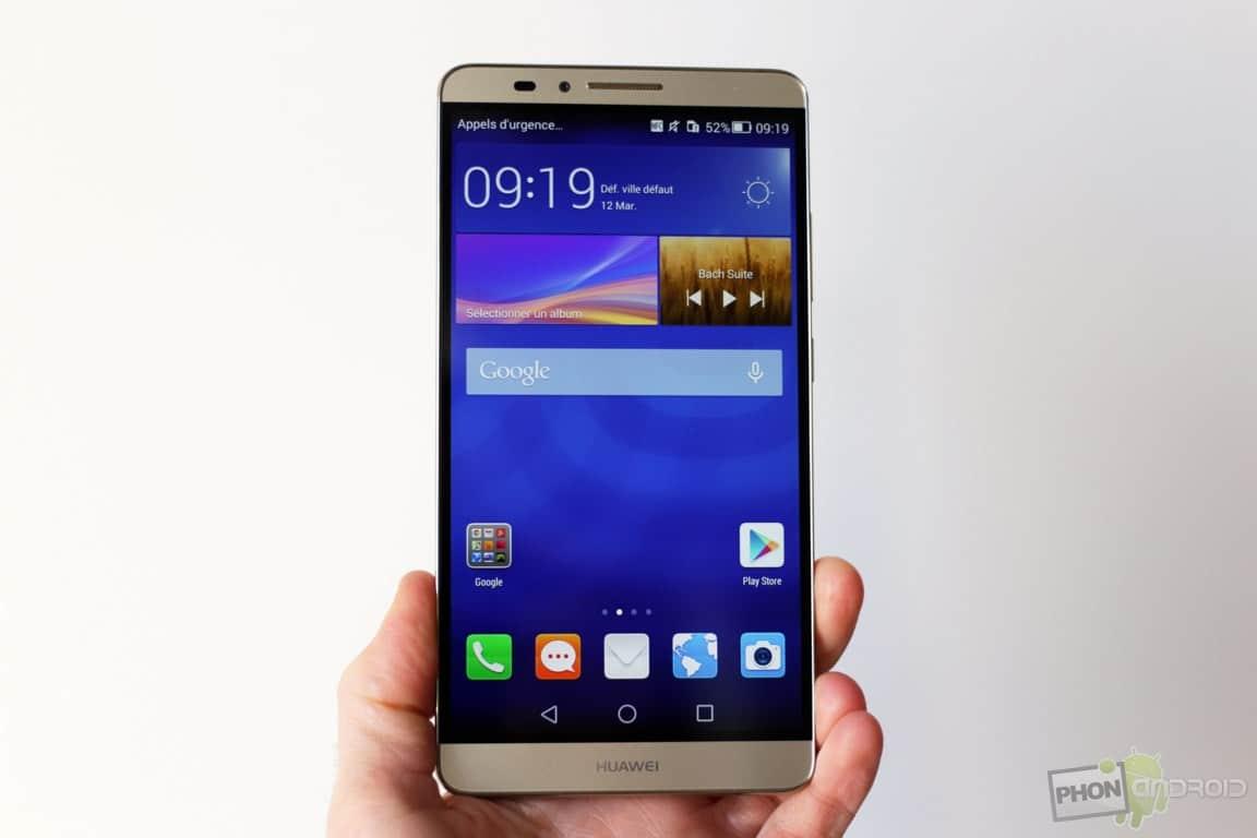 Huawei Mate 8 date de sortie
