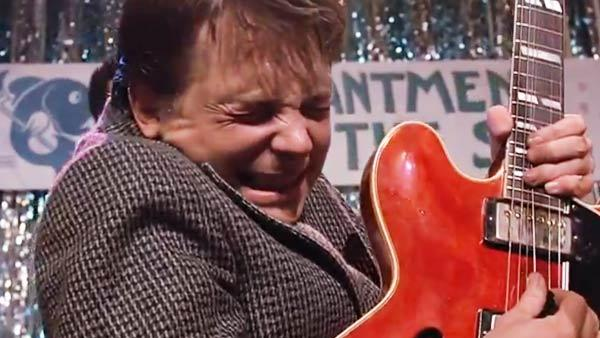 marty mcfly google play musique
