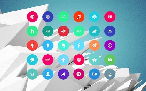 Material Thing Lollipop icon pack