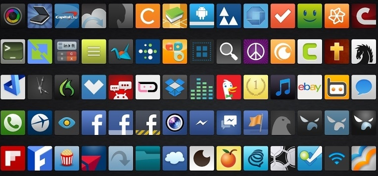 meilleurs packs icones android gratuits