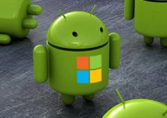 microsoft android smartphone