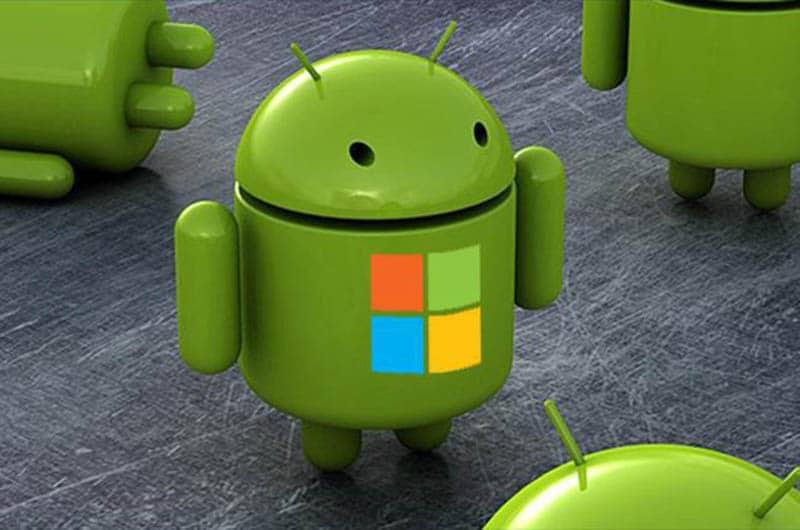 microsoft android smarpthone