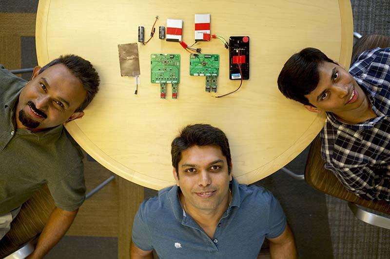 microsoft batteries intelligentes