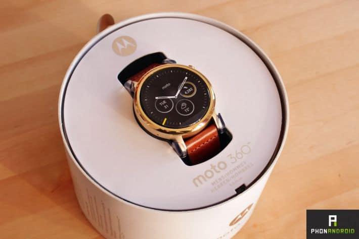 Test de la Moto 360 : les premiers avis sur la montre ...