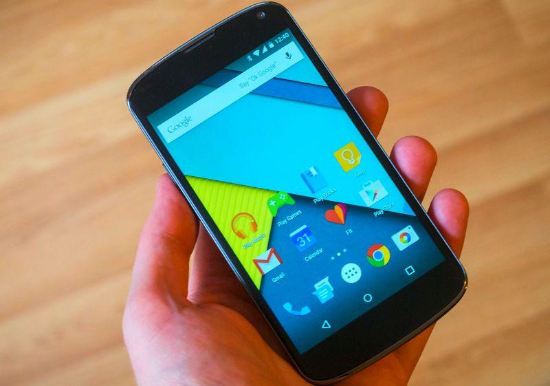 Nexus 4 Android 6.0 Marshmallow