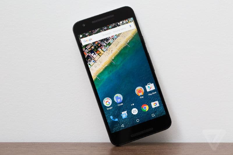 nexus 5x review