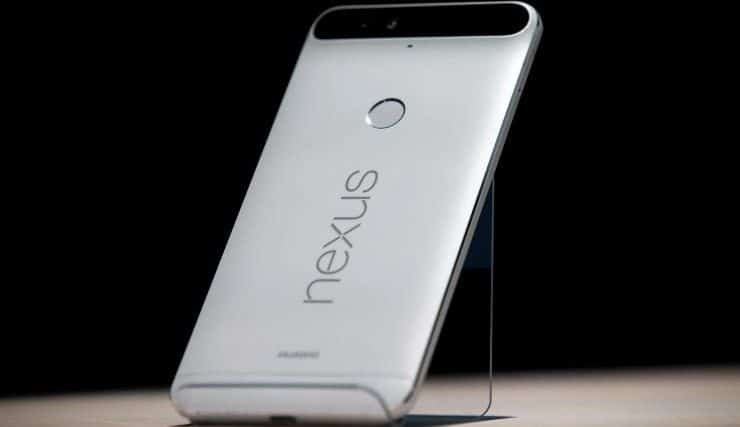 Nexus 6P rupture stock