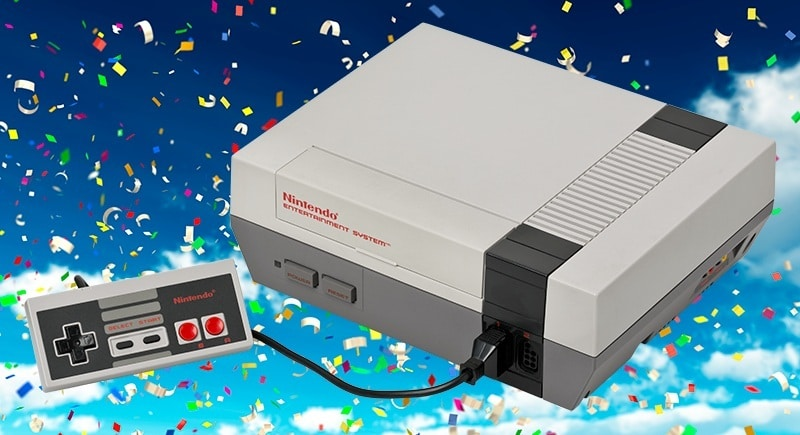 Nintendo NES 30 ans