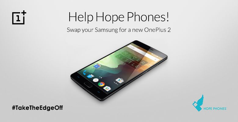OnePlus 2 Samsung Galaxy