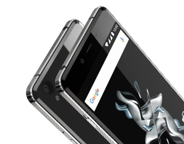 OnePlus X photo officielle