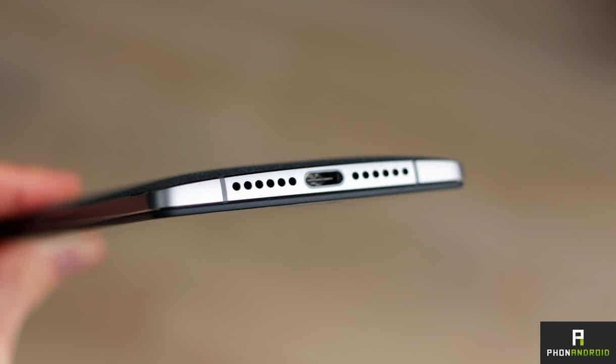 OnePlus X USB Type C