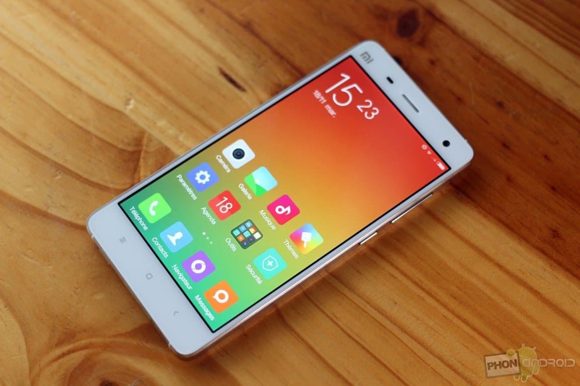 prix Xiaomi mi5