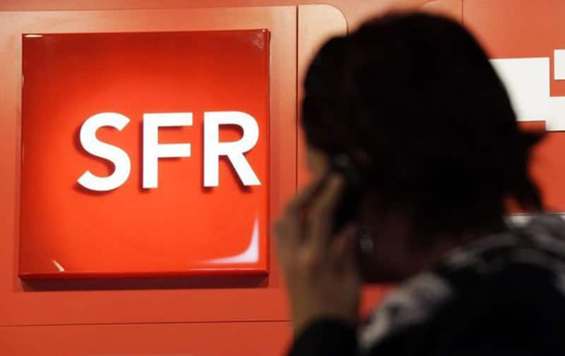 sfr perte clients resultats financiers stables