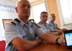 smartphones tablettes gendarmes