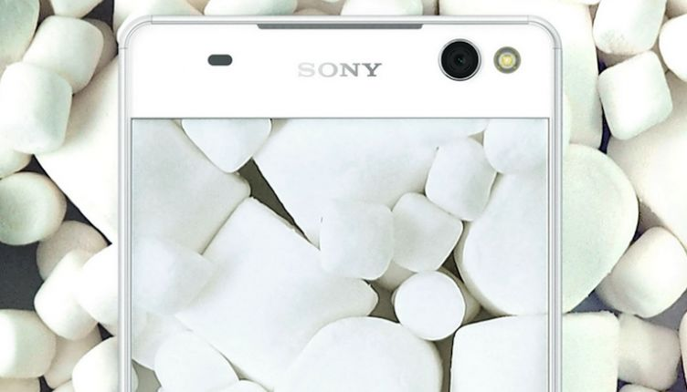 Sony Android Marshmallow