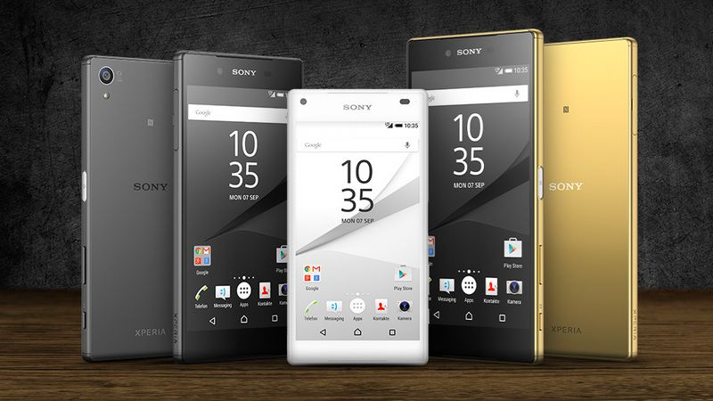 sony mobile xperia