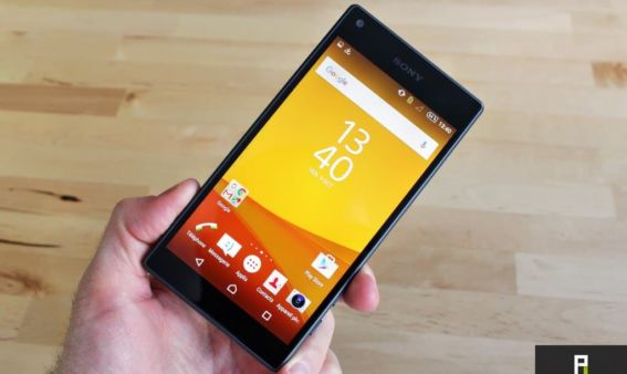 sony xperia z5 compact test