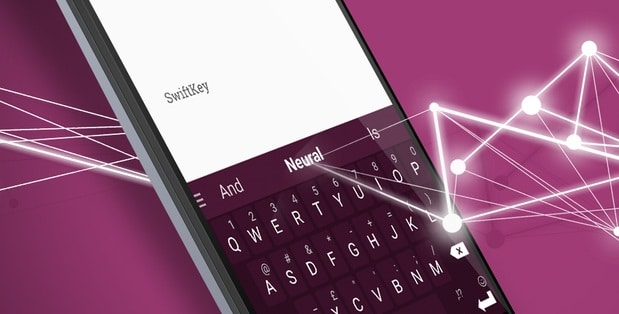SwiftKey Neural Alpha