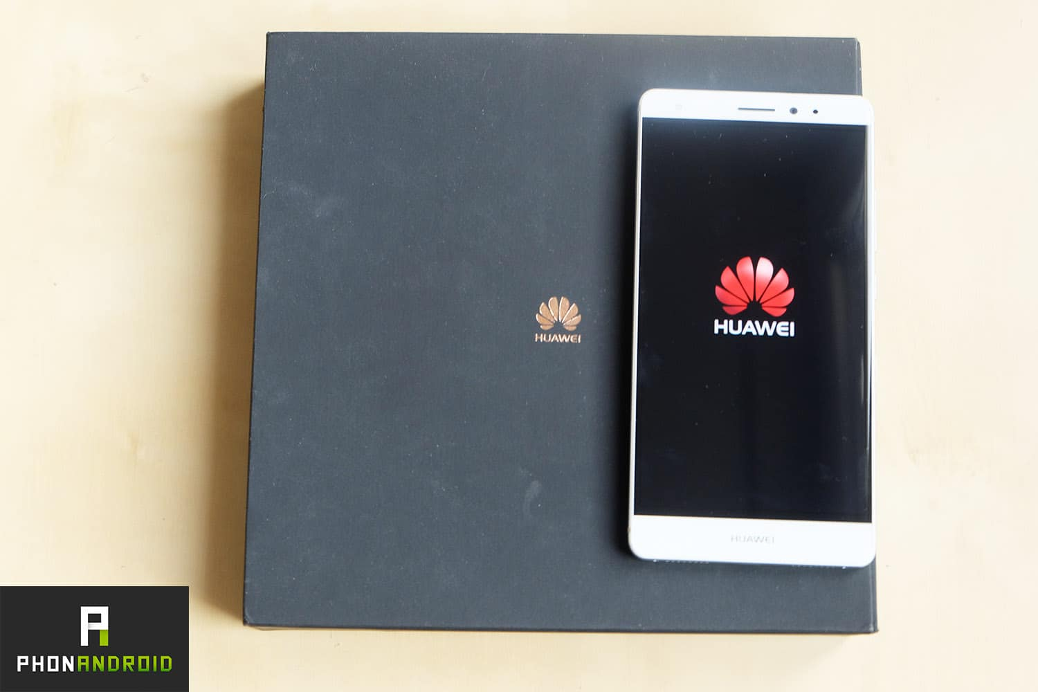 test huawei mate s fiche technique