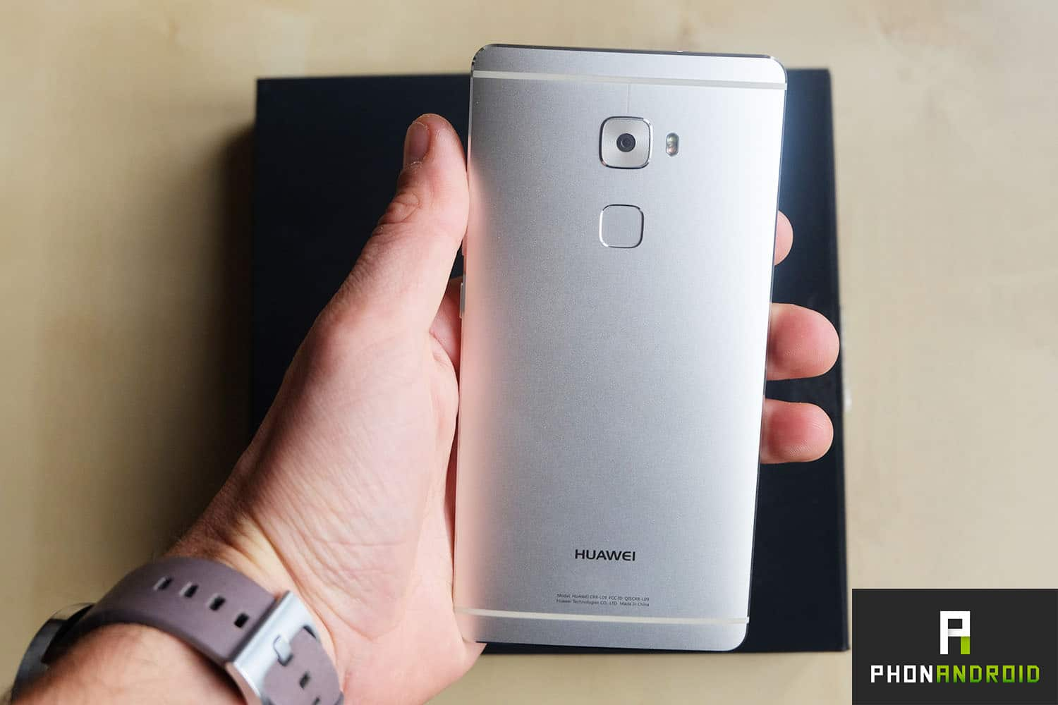 test huawei mate s design dos