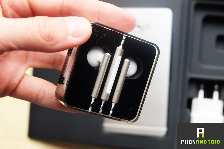 test huawei audio écouteurs