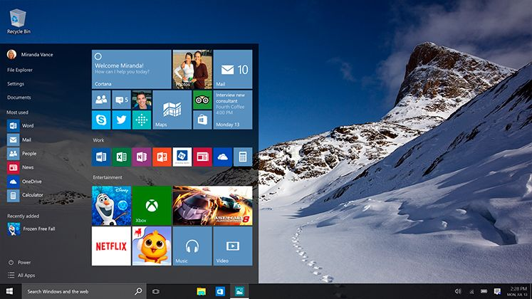 Windows 10 cle activation