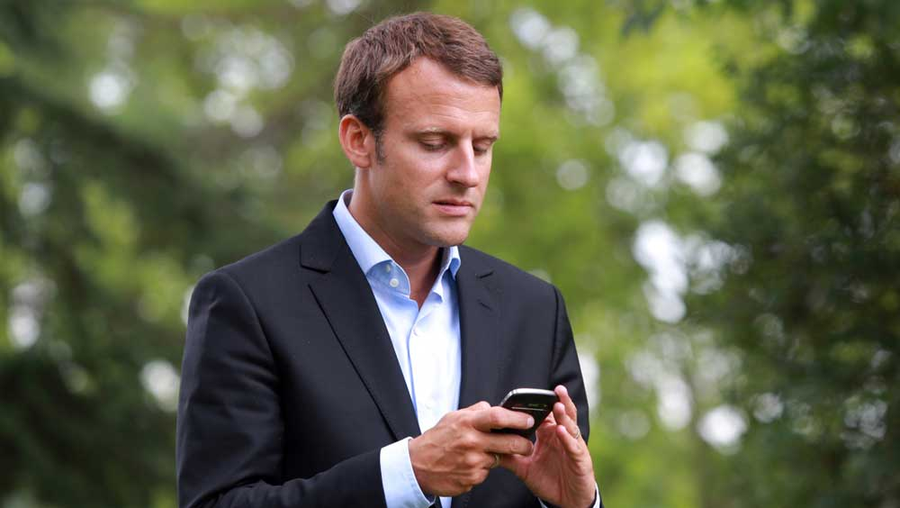 Macron Leaks contrer piratage