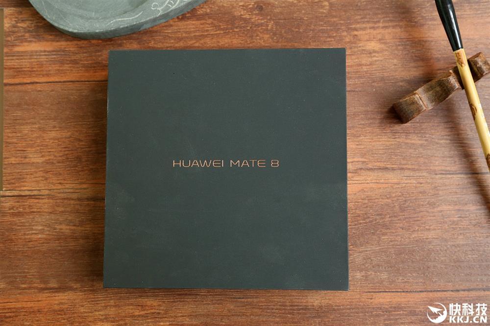 Huawei Mate 8 deballage