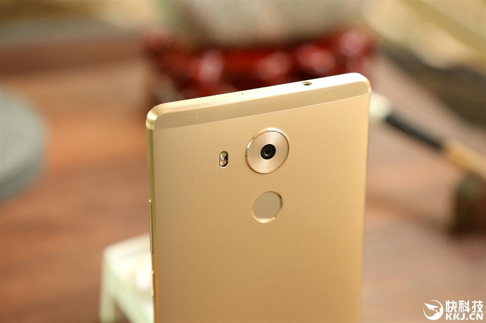 Huawei Mate 8 haut