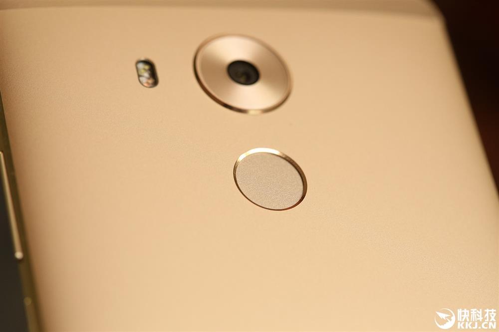 Huawei Mate 8 lecteur empreintes