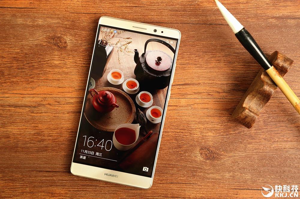 prise en main Huawei Mate 8