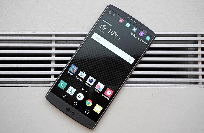 LG G5 metal