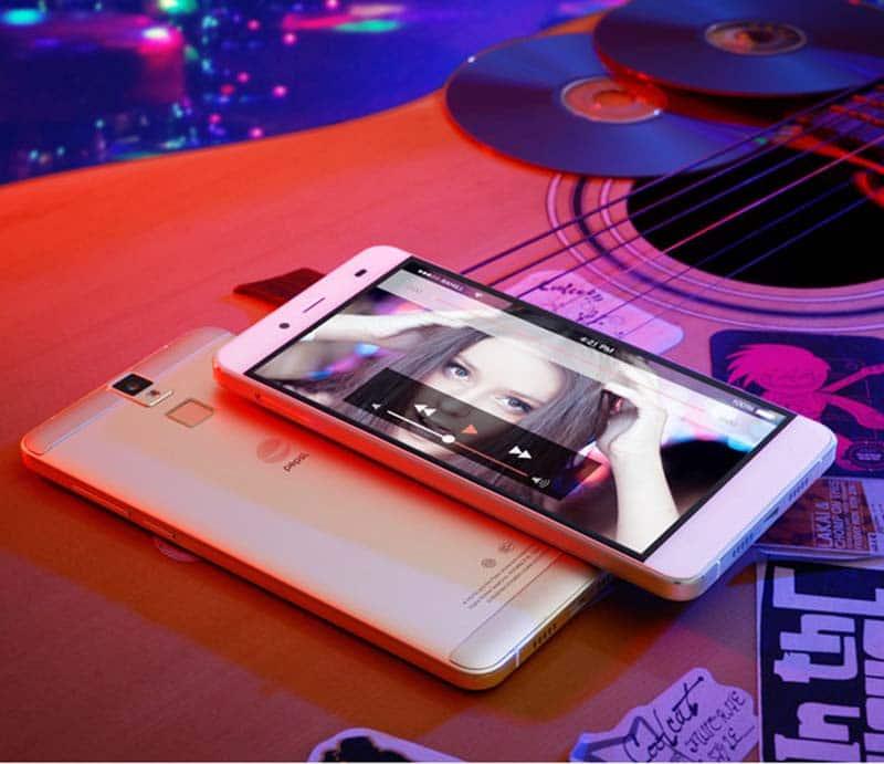 pepsi phone p1 design