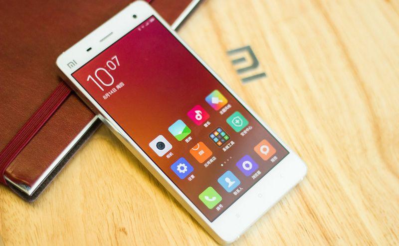 Xiaomi Mi5 sortie