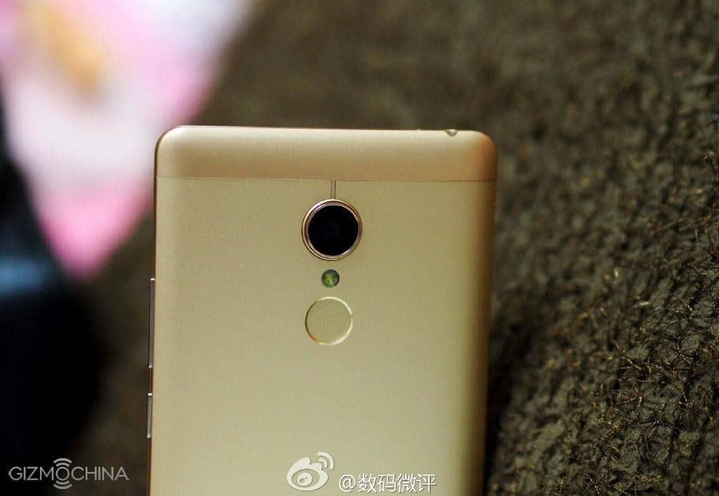 Xiaomi Redmi Note 2 pro camera