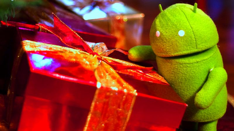android accessoires noel