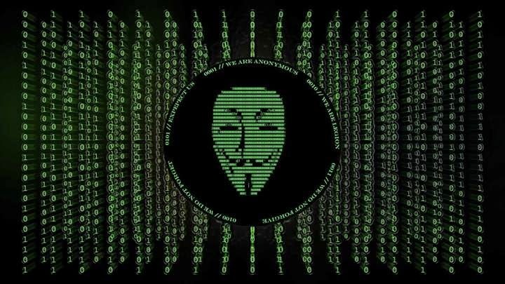 anonymous attaques ddos