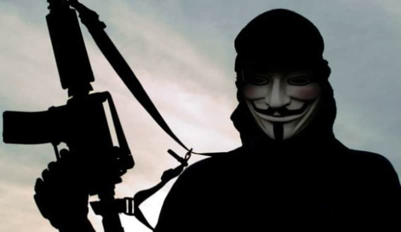 anonymous daesh hackers idiots