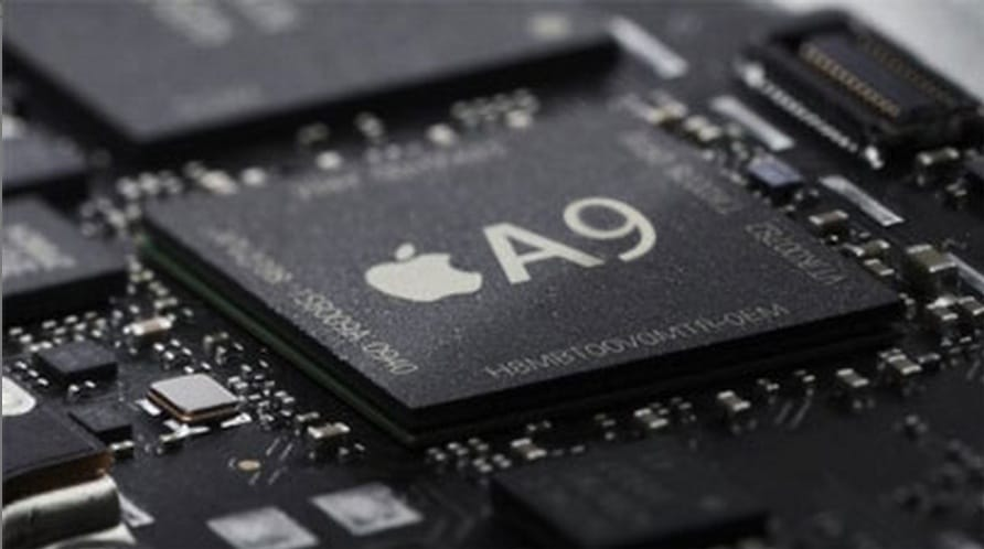 Apple A9 benchmarks