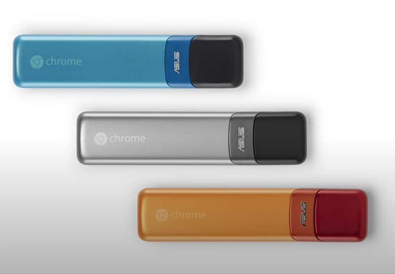 asus chromebit google chrome os pc poche