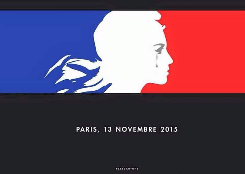 attentats paris hommage