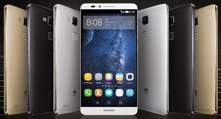 benchmark Huawei Mate 8