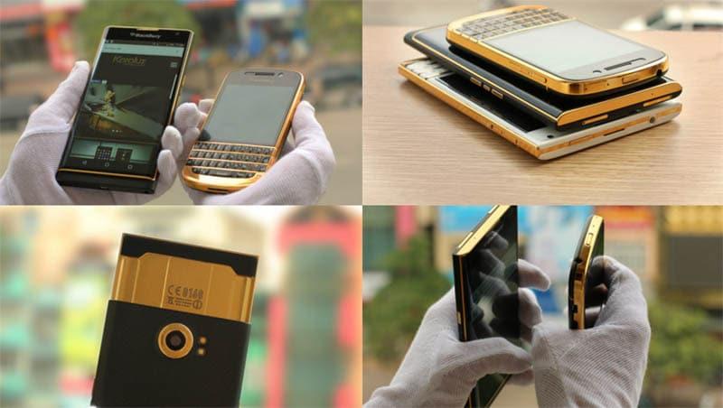 blackberry priv version or