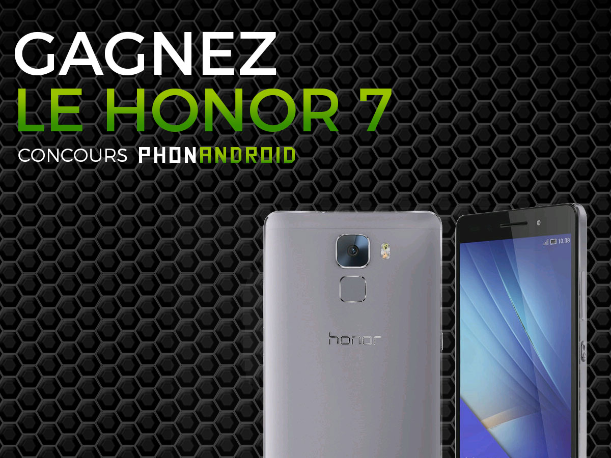 concours honor 7