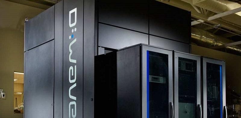 D-wave quantique ordinateur Google