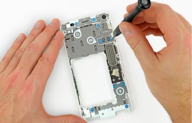 Fairphone 2 vis