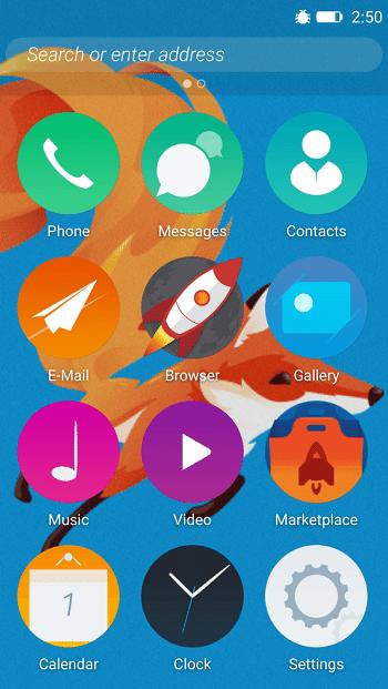 Firefox OS 2