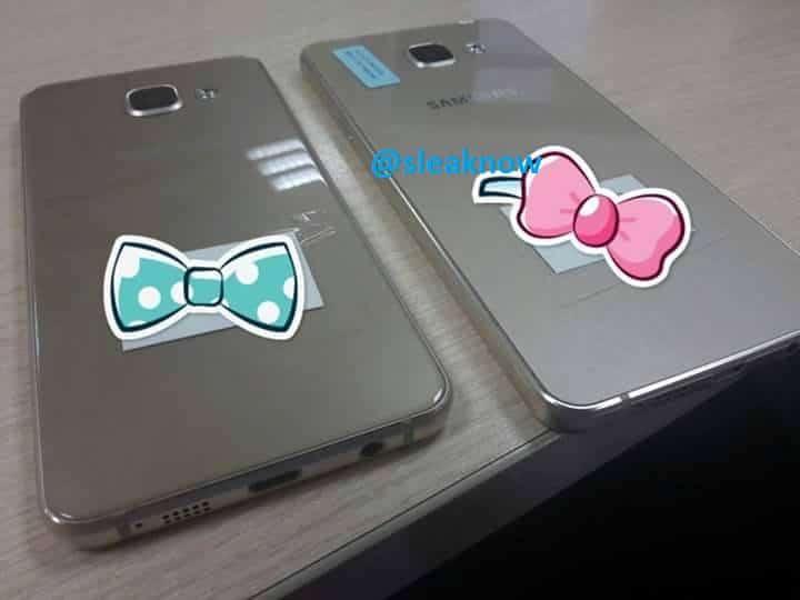 Galaxy A5 dos